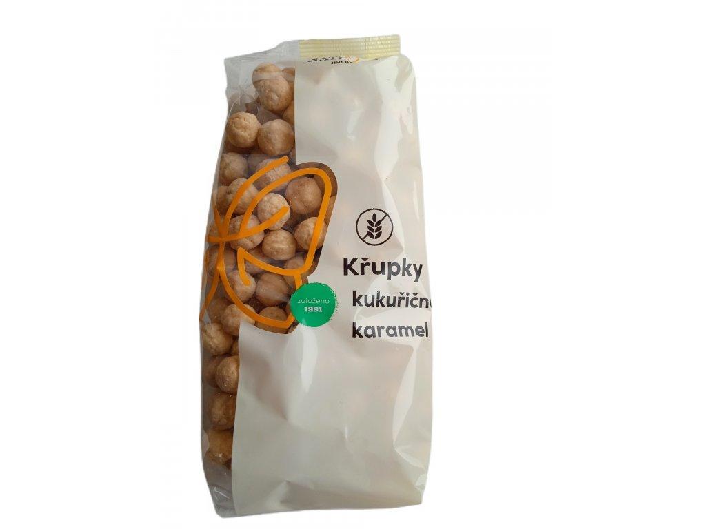křupky karamel
